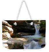 Sabbaday Falls Gorge Weekender Tote Bag