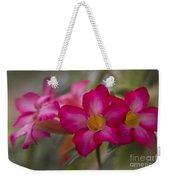 Sabi Star - Desert Rose Garden Of Dreams Hawaii Weekender Tote Bag