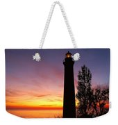 Sable Point Sunset Weekender Tote Bag