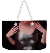 Sabrina14 Weekender Tote Bag by Yhun Suarez