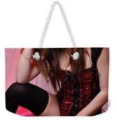Sabrina4 Weekender Tote Bag by Yhun Suarez