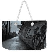 Sacramento River Trail At The Turtle Bay Park Weekender Tote Bag