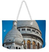 Sacre-coeur And Moon Weekender Tote Bag