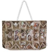 Sacred Ceiling Weekender Tote Bag