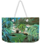 Sacred Cenote At Chichen Itza Weekender Tote Bag