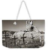 Sacred Cross Weekender Tote Bag