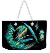 Sacred Feather Dance Weekender Tote Bag