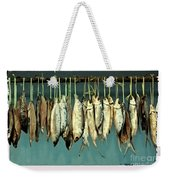 Sacrifice Of Milkfish  Weekender Tote Bag