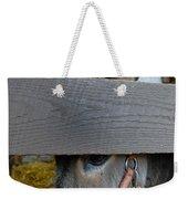 Sad Donkey Weekender Tote Bag