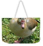 Sad Goose Weekender Tote Bag