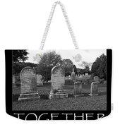 Sad Legacy Weekender Tote Bag