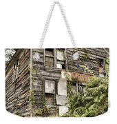 Saddle Store 2 Of 3 Weekender Tote Bag by Jason Politte