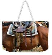 Saddle Up Partner Weekender Tote Bag