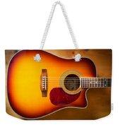 Saehan Guitar Body Weekender Tote Bag