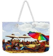 Safe From The Wind Weekender Tote Bag