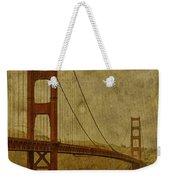 Safe Passage Weekender Tote Bag