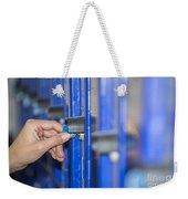 Safety Box Weekender Tote Bag