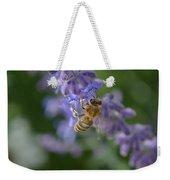 Sage Bee Weekender Tote Bag