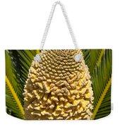Sago Palm Seed Pod Weekender Tote Bag