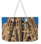 Sagrada Familia In Barcelona Weekender Tote Bag