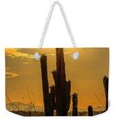 Saguaro Cactus 3 Weekender Tote Bag