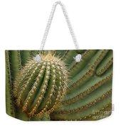 Saguaro Cactus Weekender Tote Bag