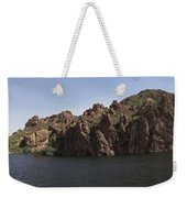 Saguaro Lake Weekender Tote Bag