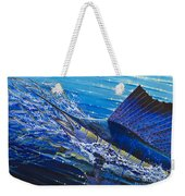 Sail On The Reef Off0082 Weekender Tote Bag