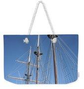 Sail Rigging Weekender Tote Bag