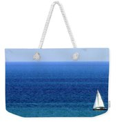 Sailboat 1 Weekender Tote Bag