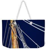 Sailboat Lines Weekender Tote Bag