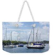 Sailboat Series 05 Weekender Tote Bag