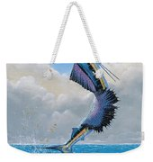 Sailfish Dance Off0054 Weekender Tote Bag