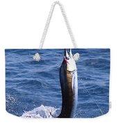 Sailfish On Fly Weekender Tote Bag