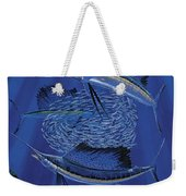 Sailfish Round Up Off0060 Weekender Tote Bag