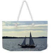 Sailin Weekender Tote Bag