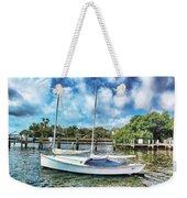 Sailboat Series 01 Weekender Tote Bag
