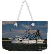 Sailing Along Weekender Tote Bag