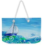 Sailing By Jan Marvin Weekender Tote Bag
