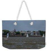 Sailing Class Weekender Tote Bag