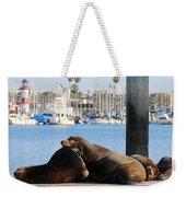 Sailing Dreams  Weekender Tote Bag