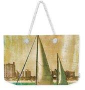 Sailing Dreams On A Summer Day Weekender Tote Bag