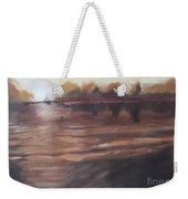 Sailing In To The Sunset Weekender Tote Bag