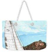 Bay Of Islands Sailing Sailing Weekender Tote Bag