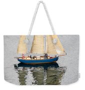 Sailing Puget Sound Weekender Tote Bag