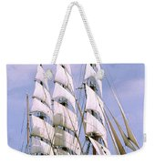 Sailing Ship Weekender Tote Bag