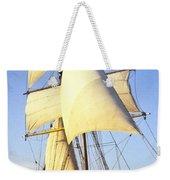Sailing Ship Carribean Weekender Tote Bag