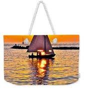 Sailing The Seven Seas Weekender Tote Bag