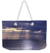 Sailing Through The Sun Rays 2. Weekender Tote Bag