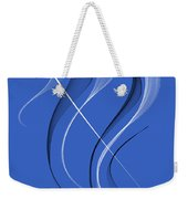 Sailing To The Rhythm Of Music Weekender Tote Bag